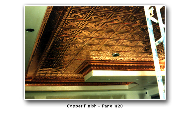 Brian Greer S Tin Ceilings Tin Ceiling Picture Gallery